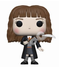 FUNKO POP! HARRY POTTER - HERMIONE WITH FEATHER (9 CM)