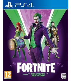 Fortnite Bundle - Ride Bene Chi Ride Ultimo (Cod. Di Attiv.)