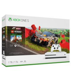 XBOX ONE S 1 TB + FORZA 4 + LEGO SPEED CHAMPIONS