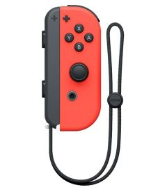 Joy-Con Destro (Neon Red)