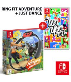 Just Dance 2021 + Ring Fit Aventure