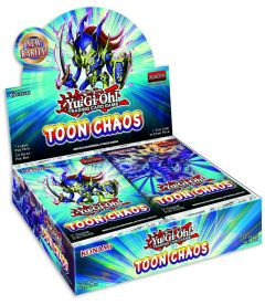 YU-GI-OH! TOON CHAOS UNLIMITED (BUSTA)