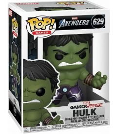 Funko Pop! Avengers Game - Hulk Stark Tech Suit (9 cm)