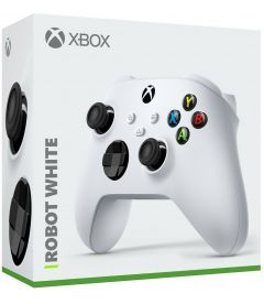 Controller Xbox Wireless (Robot White, Series X/S, One)