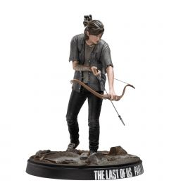 THE LAST OF US PARTE 2 - ELLIE WITH BOW (20 CM)