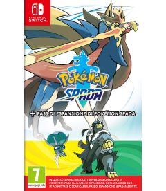 Pokemon Spada + Pass Espansione