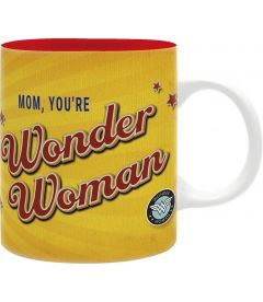 WONDER WOMAN - WONDER WOMAN MOM