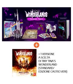 Tiny Tina's Wonderlands (Edizione Treasure Trove) + Gioco