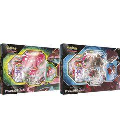 Pokemon - Collezione Lotte Venusaur-Vmax E Collezione Lotte Blastoise-Vmax (Set)