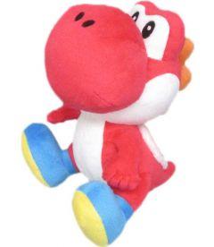 Nintendo - Yoshi (Rosso, 20 cm)