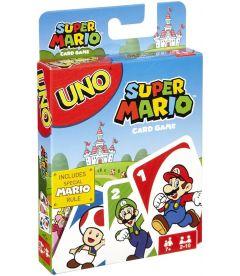 Carte UNO - Super Mario (EN)