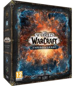 WORLD OF WARCRAFT SHADOWLANDS (COLLECTOR'S EDITION)