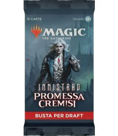 Magic - Innistrad Promessa Cremisi (Busta Per Draft)