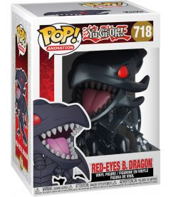 Funko Pop! Yu-gi-oh! - Red Eyes Black Dragon (9 cm)
