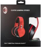 CUFFIE GAMING STEREO AC MILAN (PS4, XB1, PC, MAC, MOBILE)