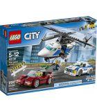 LEGO CITY - INSEGUIMENTO AD ALTA VELOCITA'