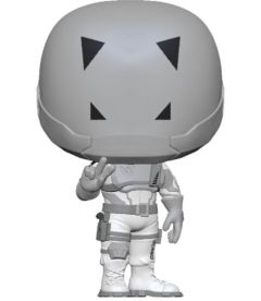 FUNKO POP! FORTNITE - SCRATCH (9 CM)