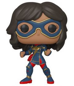 FUNKO POP! AVENGERS GAME - KAMALA KHAN STARK TECH SUIT (9CM)