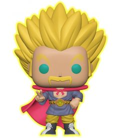 FUNKO POP! DRAGON BALL Z- SUPERSAIYAN HERCULE(GLOW IN THE DA