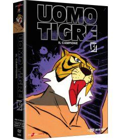 UOMO TIGRE - VOLUME 3 (7 DISCHI)