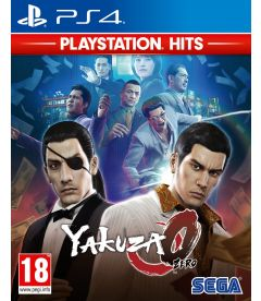 YAKUZA 0 (PLAYSTATION HITS, EU)