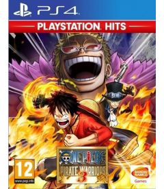 ONE PIECE PIRATE WARRIORS 3 (PLAYSTATION HITS, EU)