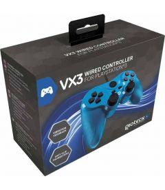 CONTROLLER WIRED VX3 (BLU)