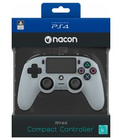 CONTROLLER WIRED (SILVER)