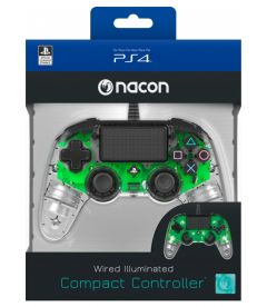 CONTROLLER WIRED (VERDE LUMINOSO)