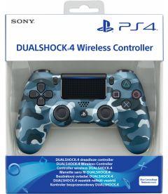 CONTROLLER DUALSHOCK 4 V2 (BLUE CAMOUFLAGE)
