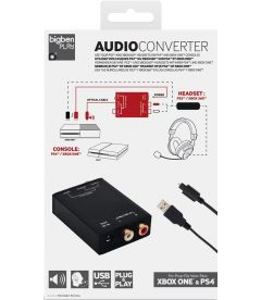 AUDIO CONVERTER CUFFIE TURTLE BEACH