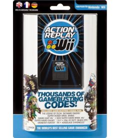 ACTION REPLAY WII