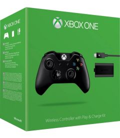 CONTROLLER XBOX ONE + PLAY AND CHARGE