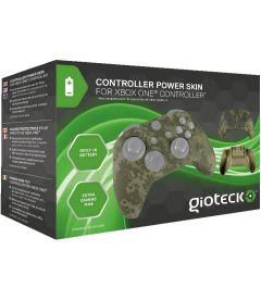 CONTROLLER POWER SKIN (CAMOUFLAGE)