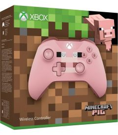 CONTROLLER XBOX ONE WIRELESS (MINECRAFT PIG)