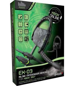 AURICOLARE INLINE MESSENGER EX-03