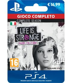 LIFE IS STRANGE BEFORE THE STORM (COMPLETE SEASON)