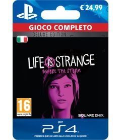 LIFE IS STRANGE BEFORE THE STORM (DELUXE EDITION)