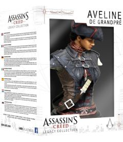 ASSASSIN'S CREED LIBERATION - AVELINE (BUSTO)