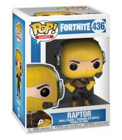 FUNKO POP! FORTNITE - RAPTOR (9 CM)