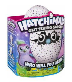 HATCHIMALS - GLITTERING GARDEN (COLORI ASSORTITI)