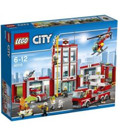 LEGO CITY - CASERMA DEI POMPIERI