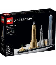 LEGO ARCHITECTURE - NEW YORK CITY