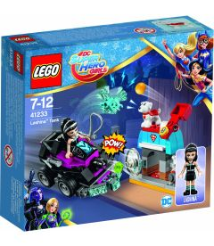 LEGO DC SUPER HERO GIRLS - IL CARRO ARMATO DI LASHINA