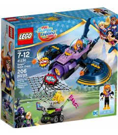 LEGO DC SUPER HERO GIRLS - L'INSEGUIMENTO SUL BAT-JET DI BAT