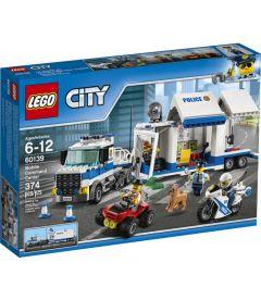 LEGO CITY - CENTRO DI COMANDO MOBILE