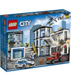 LEGO CITY - STAZIONE DI POLIZIA