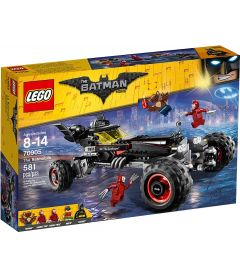 LEGO THE BATMAN MOVIE - BATMOBILE