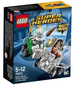 LEGO DC COMICS SUPER HEROES - MIGHTY MI: WONDER WOMAN VS DOO