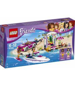 LEGO FRIENDS - IL TRASPORTATORE DI MOTOSCAFI DI ANDREA
